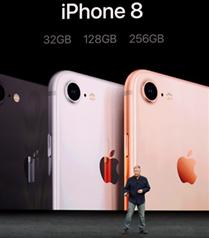 iPhone X ve iPhone 8 Tanıtıldı