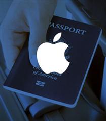 iPhone'lar Pasaport Yerine Geçecek
