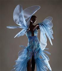 Iris Van Herpen Couture Sonbahar/Kış 2022 Koleksiyonu