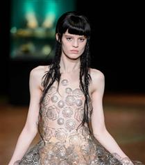 Iris van Herpen Sonbahar 2017-18 Couture Defilesi