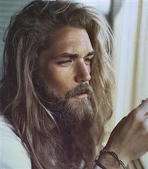 İsveçli model Ben Dahlhaus