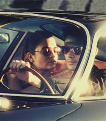 James Franco yeniden Gucci kampanyasında
