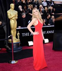 Jennifer Lawrence göz kamaştırdı