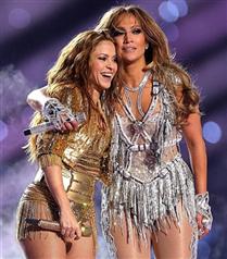Jennifer Lopez ve Shakira'nın Etkileyici Super Bowl Halftime Show Performansı