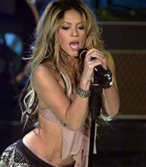 J.Lo yerine Shakira