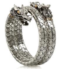 John Hardy ejderhalı bileziği