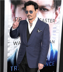 Johnny Depp`in nişan yüzüğü