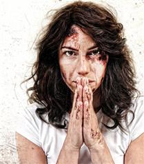 Kadına karşı şiddete son kampanyası: Sheddeath
