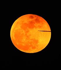 Kanlı Ay Tutulması ve Felaketleri