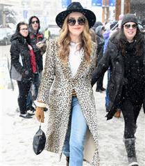 Kar Botlarıyla Kış Stilinize İlham Verecek Ünlüler