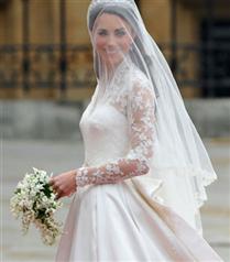 Kate Middleton`ın Gelinliği