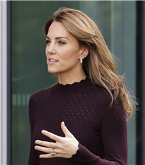 Kate Middleton'ın Kusursuz Sonbahar Kombini