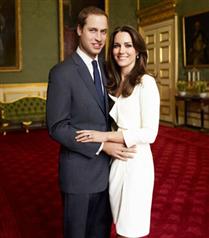 Kate Middleton`ın nişan elbisesi mağazalarda