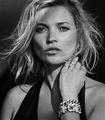 Kate Moss yeniden David Yurman`ın yüzü oldu