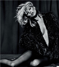 Kate Moss&#8217un son Topshop koleksiyonu