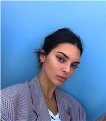 Kendall Jenner Kendi Güzellik Markası İçin İlk Adımı Attı