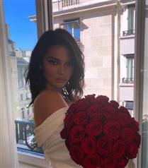 Kendall Jenner'ın Çıplak Instagram Paylaşımı