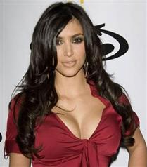 Kim Kardashian Hermes`de dağıttı