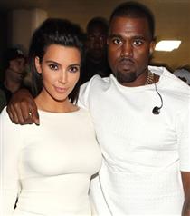 Kim Kardashian Oğlunun Fotoğrafını Paylaştı