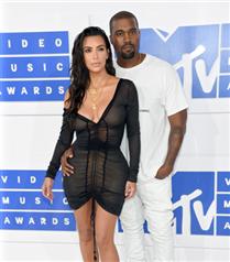 Kim Kardashian Şimdiden Yeni Doğan Çocuğunun İsim Haklarını Aldı