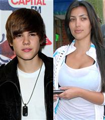 Kim Kardashian ve Justin Bieber birlikte mi?