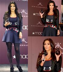 Kim Kardashian'dan `KK`