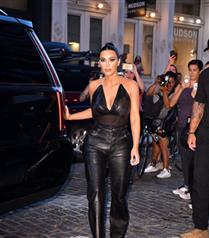 Kim Kardashian'dan Kusursuz