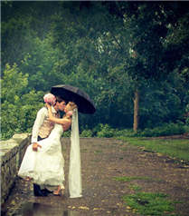 Kır düğünlerinin korkulu rüyası yağmur