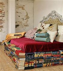 Kitaplardan Mobilyaya Dönüşen 10 Farklı Tasarım
