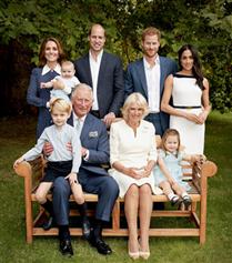 Kraliyet Ailesinden Yeni Fotoğraf