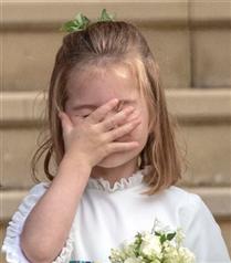 Kraliyet Çocuklarının Tebessüm Ettiren Anları