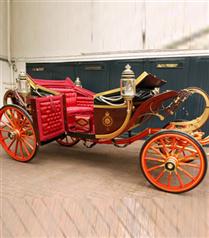 Kraliyet düğün arabaları