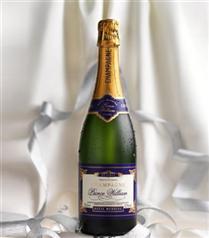 Kraliyet Düğünü şimdi de şampanyada