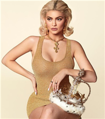 Kylie Jenner'ın Büyüleyici 2019 Takvimi Pozları