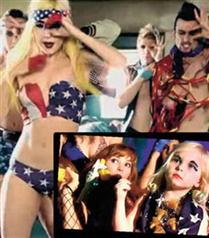 Lady Gaga rakibi Baby Gaga