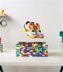 LEGO ve Adidas, Yeni ZX8000 Özel Modeli için Güçlerini Birleştiriyor!