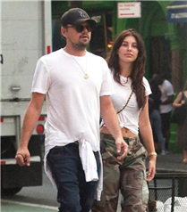 Leonardo DiCaprio Çok Yakında Camila Morrone İle Evlenebilir!