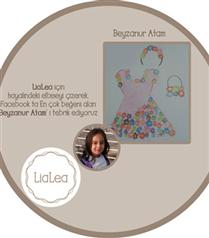LiaLea ile Hayal Dünyasının Elbiseleri Gerçeğe Dönüştü