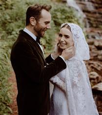 Lily Collins'in Gelinliği ve Düğününe Dair Bilmeniz Gerekenler