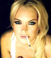 Lindsay Lohan açlık grevinde