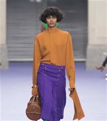 Londra Moda Haftası: Mulberry Sonbahar 2017