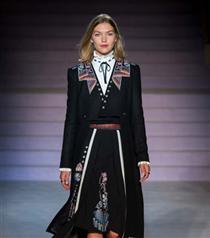Londra Moda Haftası: Temperley London 2017