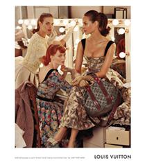 Louis Vuitton 2010 kış kampanyası