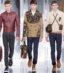 Louis Vuitton Kış 2015 Erkek Koleksiyonu