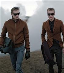 Louis Vuitton Sonbahar 2014 erkek koleksiyonu