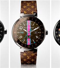 Louis Vuitton'dan Akıllı Saat