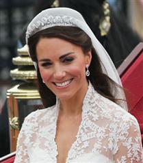MAC Kate Middleton`ın düğün makyajını yorumladı