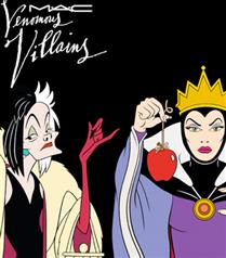 MAC Venomous Villains koleksiyonu