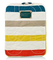 Marc by Marc Jacobs renkli iPad çantası