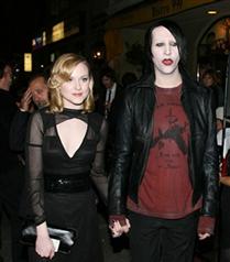 Marilyn Manson Evan Rachel Wood ayrıldı